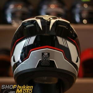 Mũ bảo hiểm Fullface BELL Qualifier (Chuẩn: DOT) (Torque) (Size: M/L)