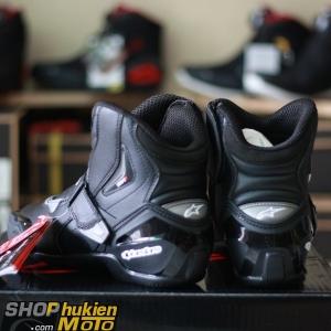 Giày moto Alpinestars SMX-1 R (Đen)