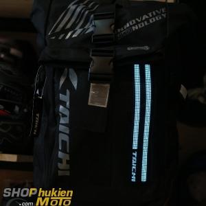 Balo chống thấm nước TAICHI RS272 có đèn LED (đen)