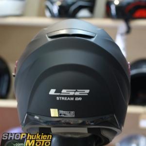 Mũ bảo hiểm Fullface LS2 FF320 Stream (Đen nhám) (Size: S/M/L/XL)