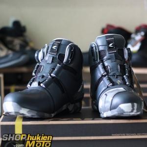 Giày moto TAICHI RSS006 (Camo xám) (hàng chính hãng)