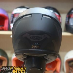 Mũ bảo hiểm fullface HJC CS-15 Treague MC5SF (đen xám nhám) (Size: M/L/XL)