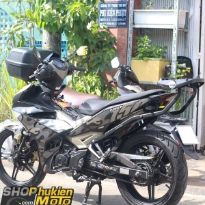 Baga sau GIVI xe Exciter 150 (HRV-Exciter 150)