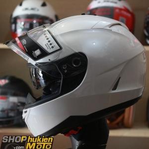 Mũ bảo hiểm HJC IS-17 (Đen bóng) (size:M/ L/XL)