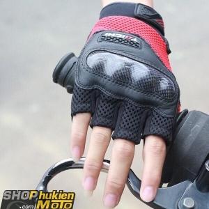 Găng tay taichi RST405 (đen/đỏ) (Size: S/M/L/XL/XLL)