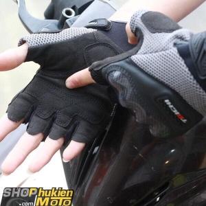 Găng tay taichi RST405 (đen/xám) (Size: S/M/L/XL/XLL)