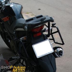 Baga hông GIVI SBL201 cho xe FZ150I