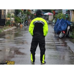 Áo mưa bộ GIVI PRS01AX-Y (V2) (size: S,M, L,XL, XXL, XXXL)