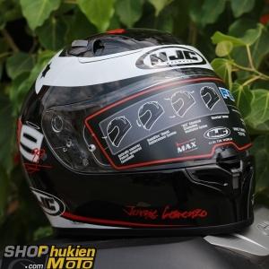 Mũ bảo hiểm HJC FG-17 Lozenro 99 (size: L/XL)