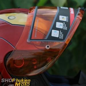 Kính thay cho mũ bảo hiểm HJC IS-17 (màu cam)