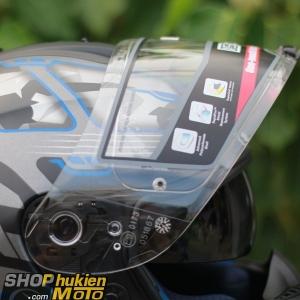 Kính thay cho mũ bảo hiểm HJC IS-17 (màu trong)