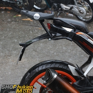 Baga sau GIVI xe KTM Duke 125/200/390 (V2)