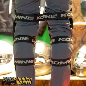 Bộ giáp gối bảo vệ chân KOMINE SK-690