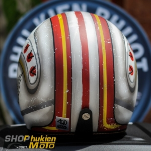 Mũ bảo hiểm 3/4 HJC FG 70s Vintage (X-WING FIGHTER PILOT) (size: M/L/XL)