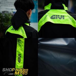 Áo khoác chống nước GIVI (GJ01.AX-NY)