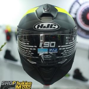 Nón fullface lật hàm HJC I90 ( Hollen MC4HSF )