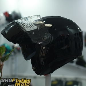 Nón fullface lật hàm HJC I90 ( Metal Black )